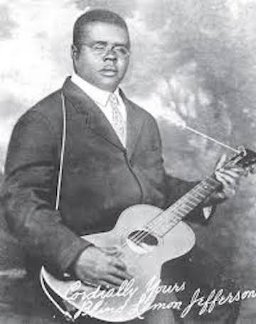Blind Lemon Jefferson (1893-1929)
