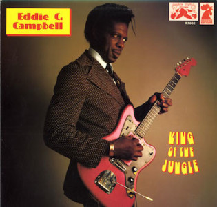 Eddie+C.+Campbell+-+King+Of+The+Jungle+-+LP+RECORD-552286
