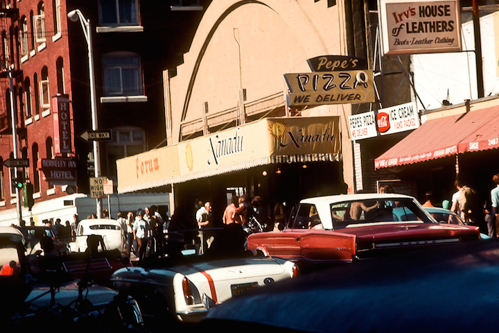 Berkeley - Telegraph Ave - August 1969
