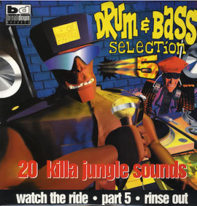 Various-Drum+&+Bass+Jungle+-+Drum+N+Bass+Collection+5+-+DOUBLE+LP-562140