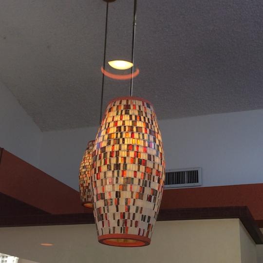 Villa Sur Lamp
