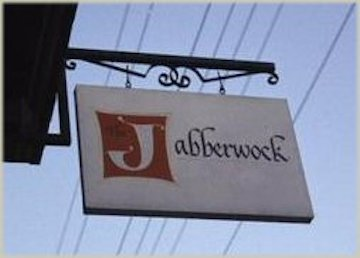 jabberwock sign