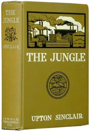 sinclair - jungle binding