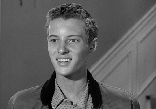 My friend's hero, Eddie Haskell
