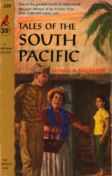Quirky Berkeley South Pacific - Tales of the south pacific