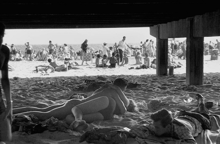 Coney Island 1959.   Photo: Bruce Davidson