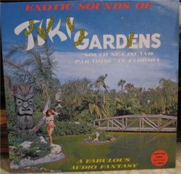 Exotic Sounds of Tiki Gardens