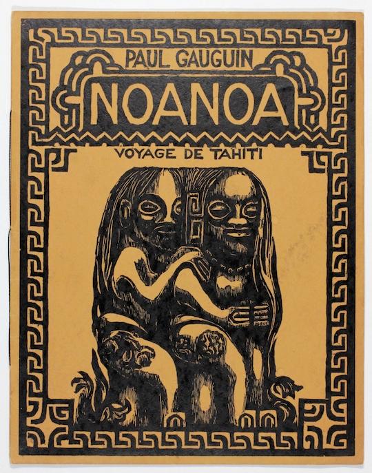 Gauguin_Noa_Noa_Ankuendigung_1