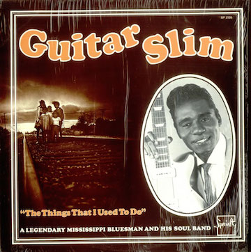 Guitar+Slim+-+The+Things+I+Used+To+Do+-+LP+RECORD-534118