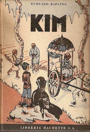 Kim hardcover