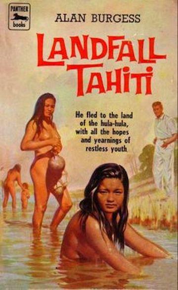 Landfall Tahiti