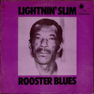 Lightnin'+Slim+-+Rooster+Blues+-+LP+RECORD-527830