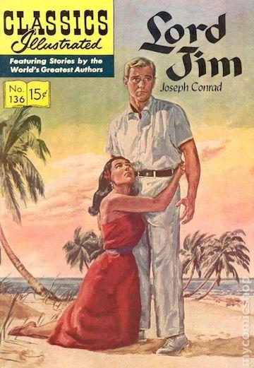 Lord Jim Comic