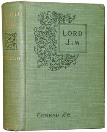 Lord Jim - First Edition