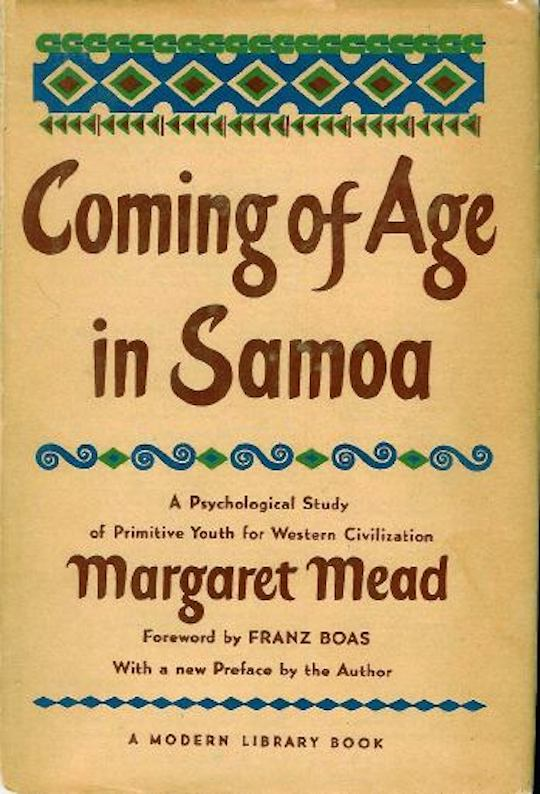 Mead.Coming.of.Age.1953.First.big