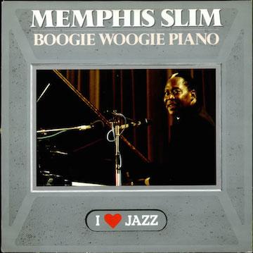 Memphis+Slim+-+Boogie+Woogie+Piano+-+I+Love+Jazz+-+LP+RECORD-512426