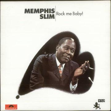 Memphis+Slim+-+Rock+Me+Baby!+-+LP+RECORD-530981
