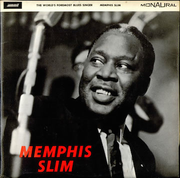 Memphis+Slim+-+The+World's+Foremost+Blues+Singer+-+LP+RECORD-504541