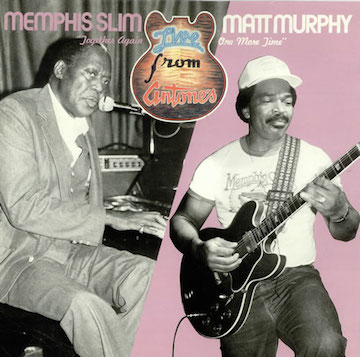 Memphis+Slim+-+Together+Again+One+More+Time+-+LP+RECORD-496706