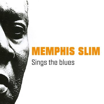 Memphis Slim Album Artwork