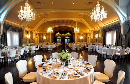 Merion Cricket Club Interior