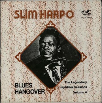 Slim+Harpo+-+Blues+Hangover+-+LP+RECORD-587335