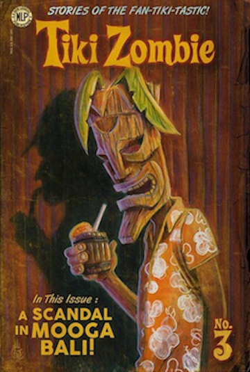 Tiki Zombie