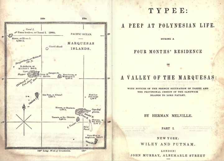 Typee First Edition