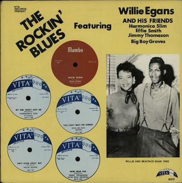 Various-Blues+&+Gospel+-+The+Rockin'+Blues+-+2nd+-+LP+RECORD-577835