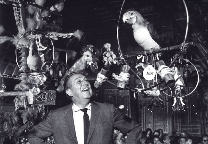 Walt and The Tiki Room