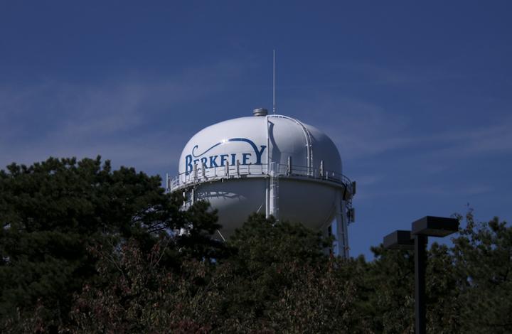 Water Tower Berkeley New Jersey