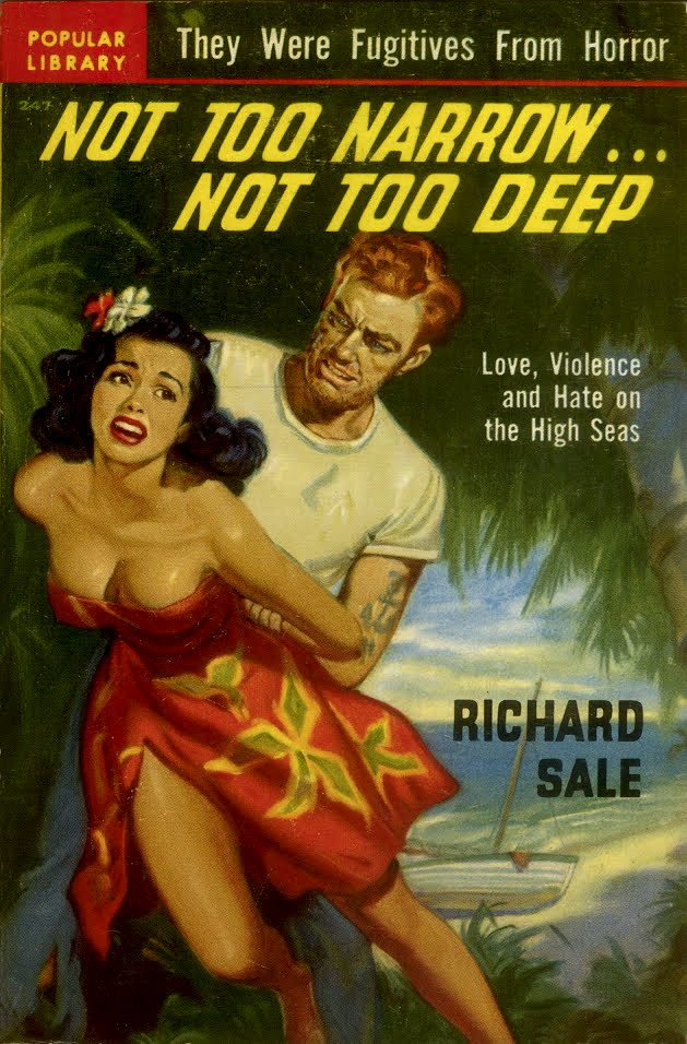 richard sale not too narrow