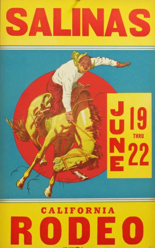 Salinas Rodeo ca.1930