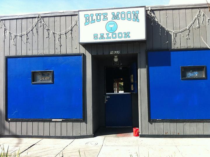 1 Blue Moon Saloon El Cerrito