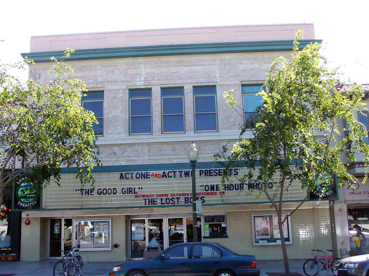 quirky berkeley movie theaters � gone but remembered