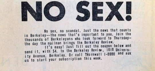 Berkeley-Review 1961