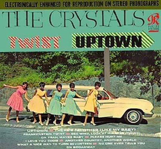 Crystals-Uptown
