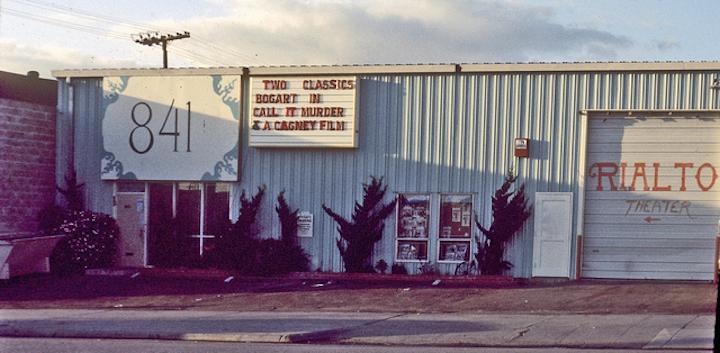 Rialto Theater Gilman