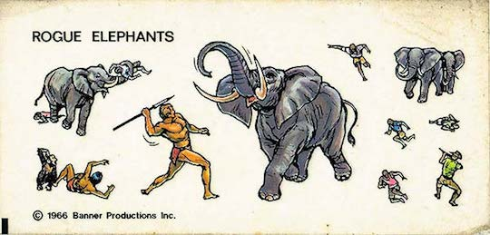 Shreddies_Tarzan_transfers_1966_Nick_Symes_Rogue_Elephants_w600