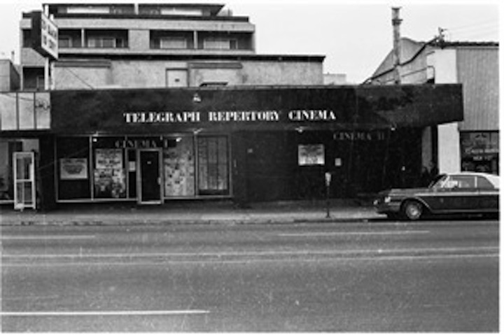 Telegraph Repetertory Cinema