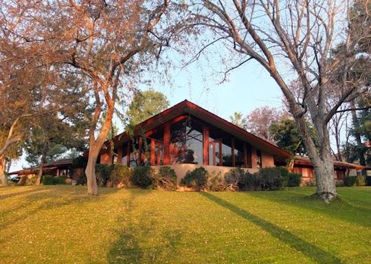 Albin House Frank Lloyd Wright 6