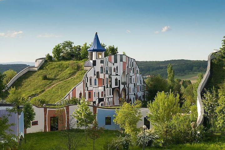 Bad Blumau, Styria, Austria