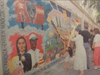 Berkeley High School Anti-Smoking Mural.  Oakland Tribune, August 5, 1978