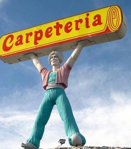 Carpeteria