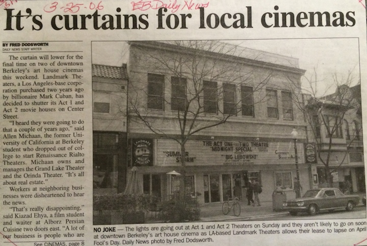 East Bay Daily News, March 25, 2006