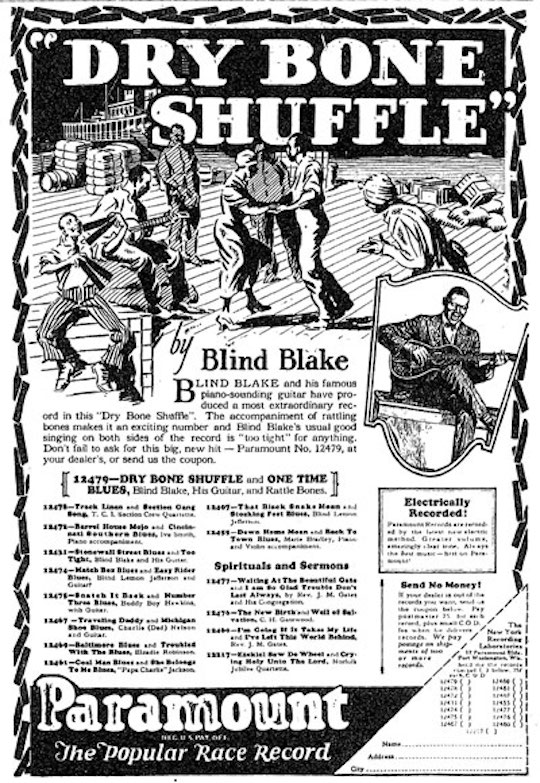 Dry Bone Shuffle