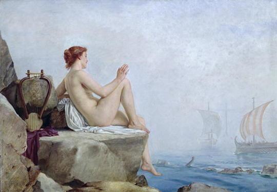 Edward Armitage, 1888