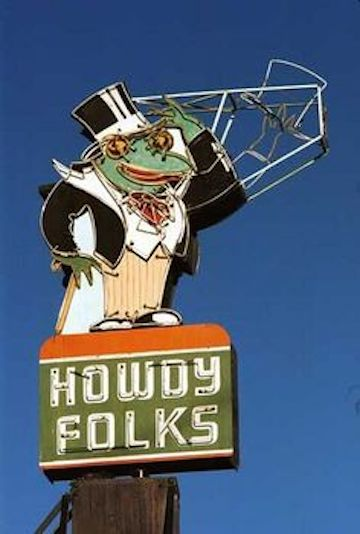 Green Frog Market