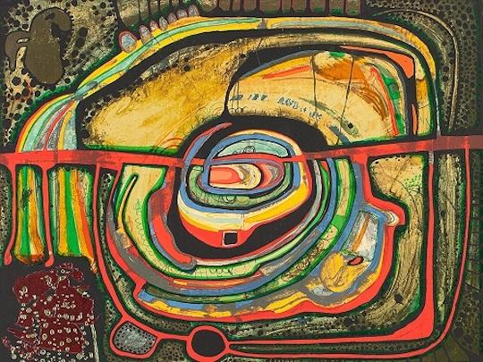 Hundertwasser-spiral