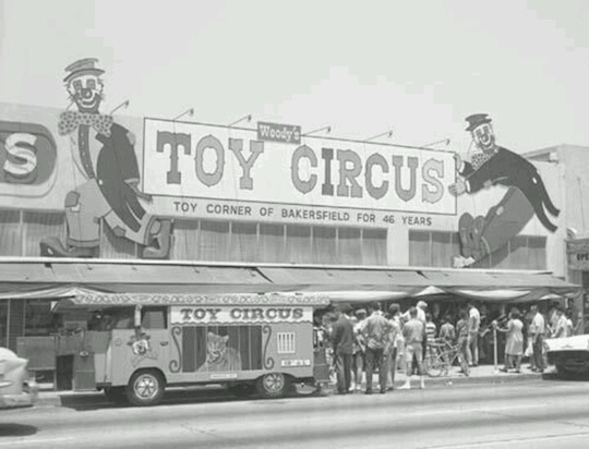 Toy Circus 1